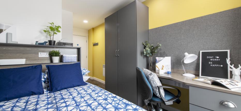 Birmingham Student Accommodation Bentley House