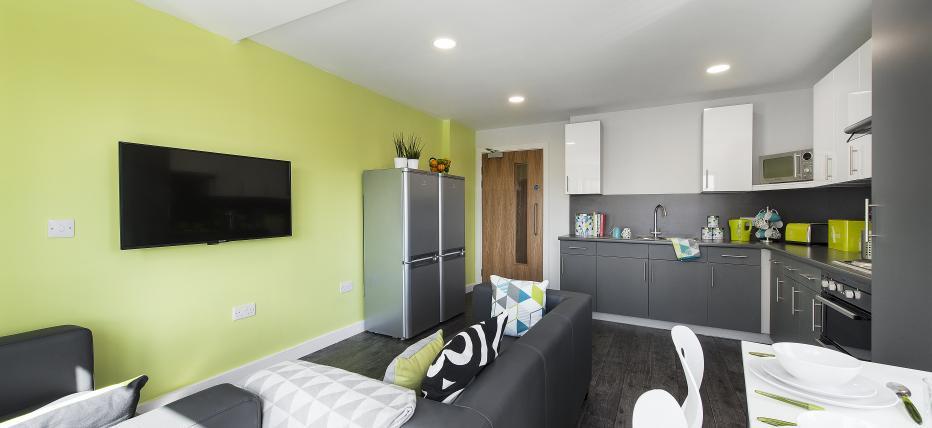 Southampton Student Accommodation Austen House