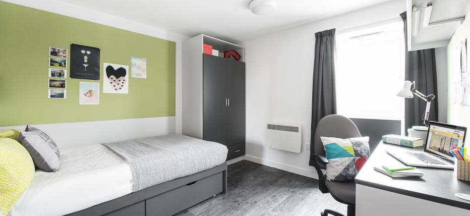 Southampton Student Accommodation Crescent Place