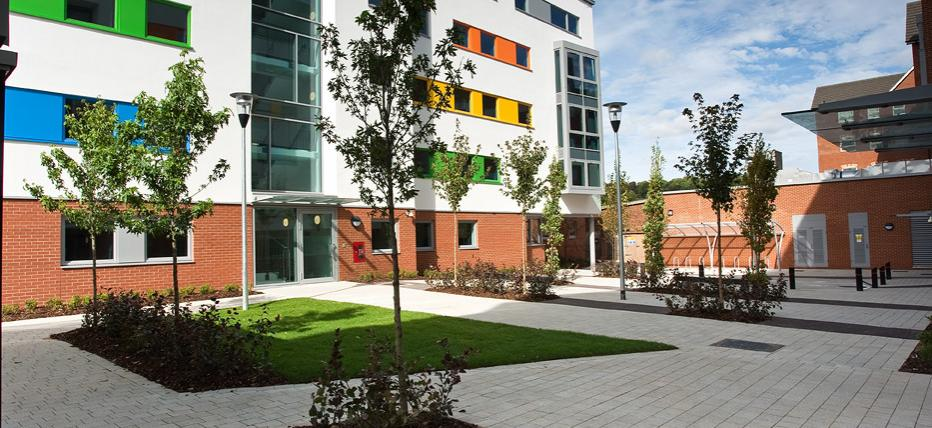 Luton Campus Accommodation