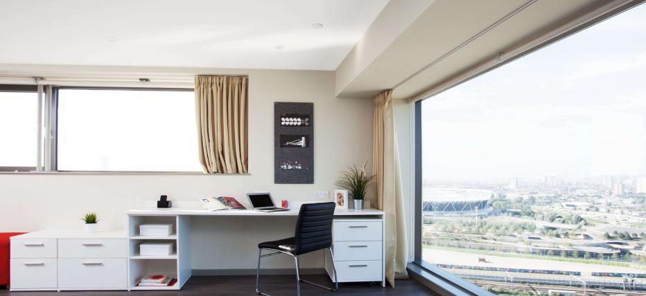 Studio premium living space