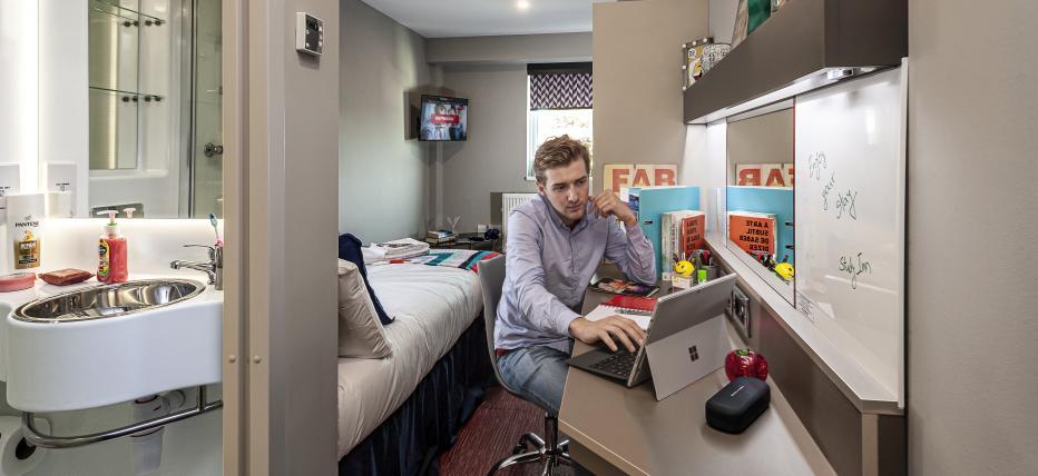 Platinum en-suite apartment