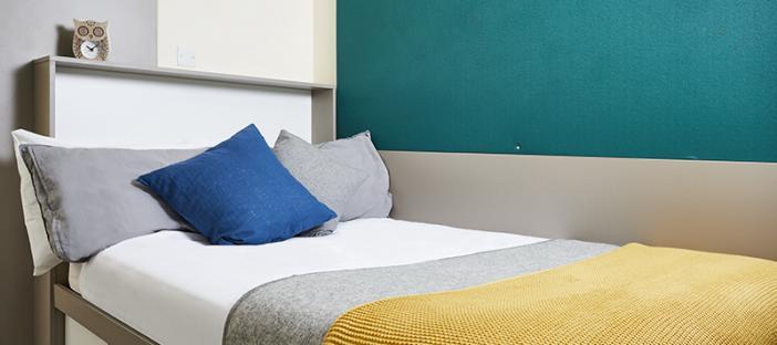Copper En Suite Bed