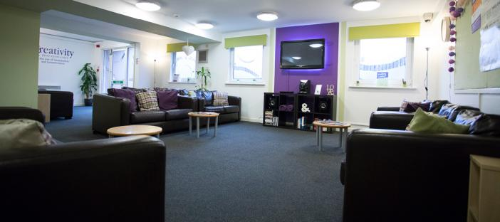 College Court common room