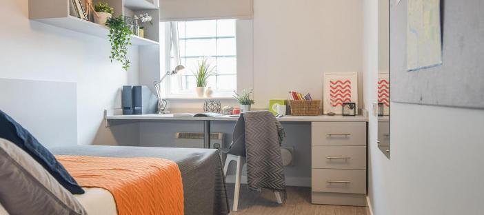 Silver En Suite Plus Room Overview