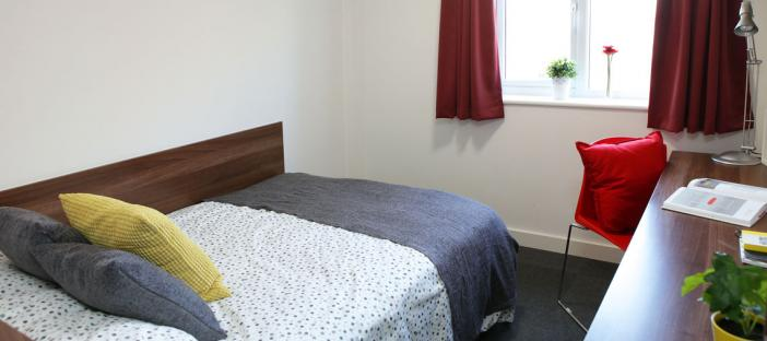 Walker street bedroom