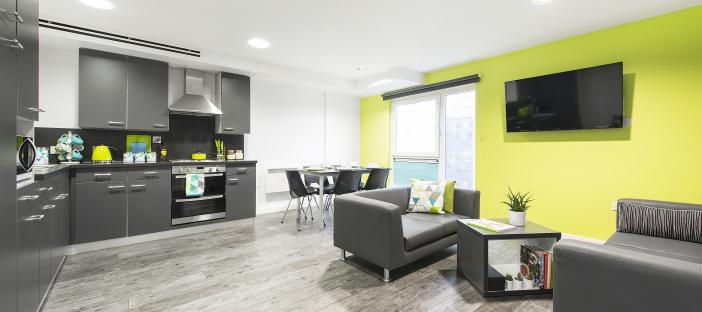 Southampton Student Accommodation Crescent Place