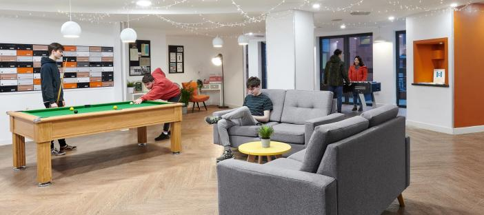 Central Quay Common Room