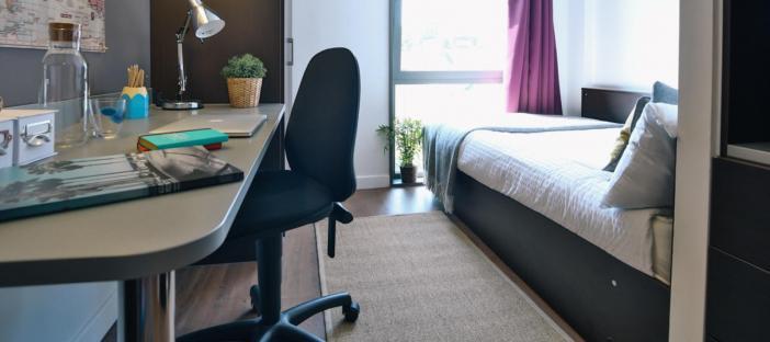 Bronze En Suite Bedroom