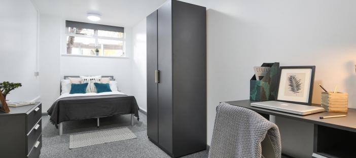 Bronze Room Bedroom