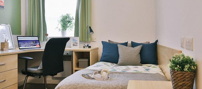 Bronze En Suite Bed
