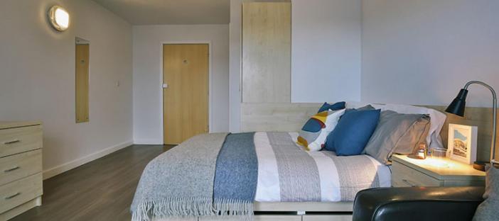 Platinum En Suite Bed
