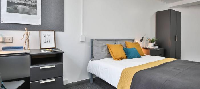 Platinum Room Bedroom