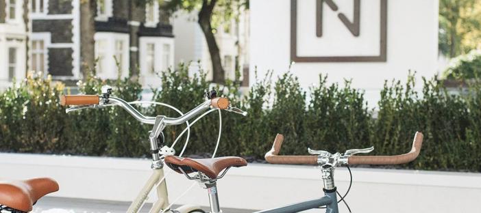 Free to use bikes