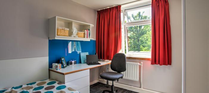 Self-catered studio